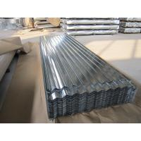 Quality SGCC, SGCH, G550 JIS hot dipped Steel Galvanized Corrugated Roofing Sheet / sheets for sale