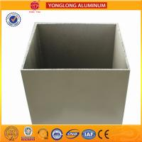 Quality 6063 / 6063A Aluminium Industrial Profile for Commercial Building And Dwelling House for sale