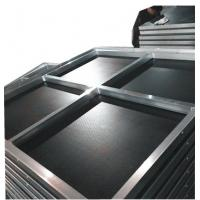 Quality Aluminum 6062-T6 Portable Stage Platform Sturdy Stage Floor 1.22*1.22M for sale