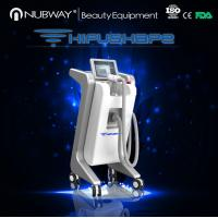 China high intensity focused ultrasound hifu korea with CE for body slimming treatment on sale