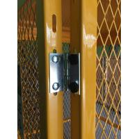 Buy 9 Cylinder Protection Gas Cabinet for Gas Cylinder Safety cabinet cage at wholesale prices