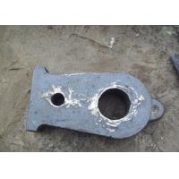 Quality High Mn Steel Crusher Hammer Castings Crusher Spare Parts For Mine Mills Cement Mills for sale