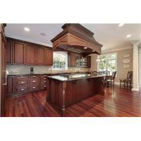 China custom made wooden American standard kitchen cabinet on sale