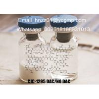 China Injectable Liquid Steroids Growth Hormone Releasing Factor Peptide Hormone CJC-1295 DAC on sale