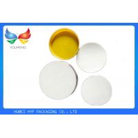 Quality Plain Paper Pressure Sensitive Liners , Foil Induction Seals For Bottles for sale