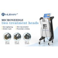 China Auto micro needle therapy system microneedle fractional radiofrequency rf fractional skin resurfacing on sale