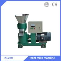 China straw wood waste grass wood chipping making pellets for stove fuel on sale