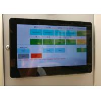 Quality Power Over Ethernet Touch Screen Wall Display Door Intercom Device With Android System for sale