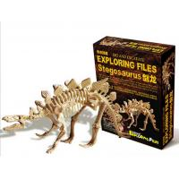 China DIY test series of ancient mining model dinosaur toy model wholesale on sale