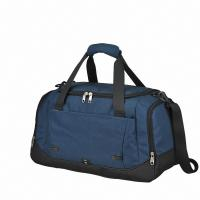 Quality Portable 600D Gym Duffel Bag With Shoulder Strap Foldable Multi Purpose for sale