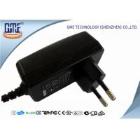Quality PC EU Plug 12v wall adapter , ac dc power supply wall adapter For Purifier for sale