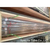 Quality ASTM A269 Instrumentation Bright Annealed Stainless Steel Tube Imperial Size for sale