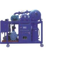 Quality Double-stage  vacuum  transformer oil purifier/oil purification for sale