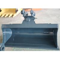 Quality Hyundai R140-9 / 145-9 Excavator Tilt Bucket For 14 Ton Excavator for sale