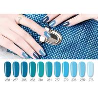 Buy cheap 12ml 15ml UV LED Gel Nail Polish Bright Color Full Nature Resin Material from wholesalers