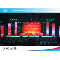 Quality High Definition 3 In 1 SMD Rent Video Wall Displays , Small 6mm Led Screen 1R1G1B for sale