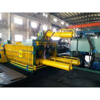 Quality Scrap Baler Machine For Leftover Metals / Copper / Aluminum Y81F- 250 for sale