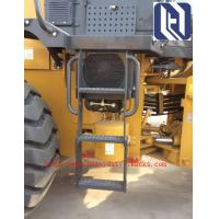 China Front End Compact Tractor Loader , Articulated Medium Wheel Loader on sale