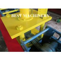 Buy Galvanized Cold Steel Slat Rolling Shutter Door Roll Forming Machine Shop Usage at wholesale prices