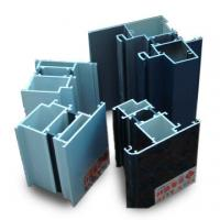 Buy cheap Aluminum Extrusions, High-performance, Used for Doors, Windows and Screen Walls from wholesalers
