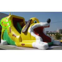 Quality 2016 hot sell  inflatable dog slide with 24months warranty GT-SAR-1602 for sale