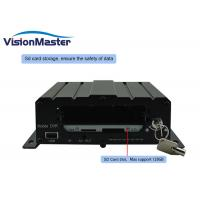 Quality DC8~36V 4G Mobile DVR 4CH 720P 2TB HDD H264 3G WIFI 15W 2 Months Warranty for sale