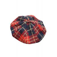 Quality Women Wear Summer Newsboy Cap Colorful Scottish Style Various Occasions for sale
