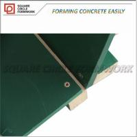 Quality High quality plastic formwork waterproof plastic formwork for concrete formwork for sale