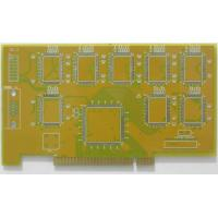 Quality Professional ENIG FR4 base gold finger board , multilayer hdi pcb circuit board UL , RoHS for sale