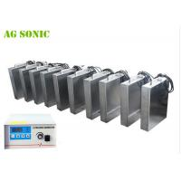 Quality Side Tank Mounted Immersible Ultrasonic Transducer Enclosure for Engine Blocks for sale