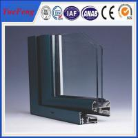 Quality New! selling aluminium profiles for windows , aluminum structural frame for sale