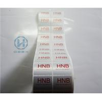 Quality Anti Proof Stop VOID Tamper Evident Security Labels Hot Stamping Stickers for sale