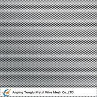 Buy cheap Stainless Steel 316 Perforated Metal  Round Hole Staggered Type with 1mm Thickness from wholesalers