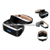Quality Portable Virtual Reality Helmet Adjustable Focal For 360 Degree Movie for sale