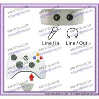 Quality Xbox360 Earphone Converter xbox one game accessory for sale