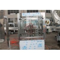 China 3 In 1 Carbonated Drink Filling Machine Aluminum Bottle / Screw Cap on sale