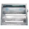 Manual Air Duct Damper Clean Room Ventilation Air Damper Actuator Manual Regulation for sale