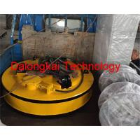Quality Lifting Electromagnet Tool Electric Lifting Magnets With Big Size For Iron And Steel for sale