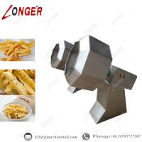 french fries seasoning equipment