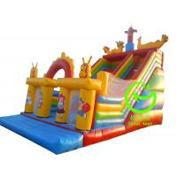 Quality Best selling inflatable slide with 24months warranty GT-SAR-1644 for sale