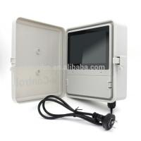 Quality Multi Channel Industrial HMI Touch Screen Panel Android Based With Input Output for sale