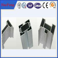 Quality HOT! wholesale competitive industrial extruded aluminum profiles price for sale