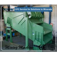 Quality High Productivity Automatic Vibrating Coal Screening Equipment , Mining Machine for sale