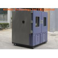 Quality Rigid Polyurethane Foam Insulation Climatic Test Chamber With Double Open Door for sale