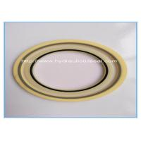 Quality Mechanical Hydraulic Cylinder Oil Seal Rod Buffer Seal Weather Resistance for sale