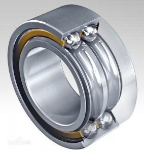 Quality GCR15 Angular Contact Single Ball Bearing 7217B Sealed Motor Ball Bearing for sale