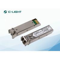 China Juniper SFP Optical Transceiver Duplex LC OC12 LR-2 622Mb/s FCC RoHS INMETRO for sale