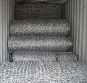 Buy cheap 80*100 Hot dipped galvanized Hexagonal Gabion /Gabions Box for Retaining Wall from wholesalers