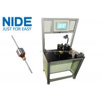Quality Dynamic Armature Balancing Machine With Belt Drive , DC Power Tool Motor Balancing Machine for sale