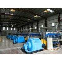 Quality 60MW Electric Station Heavy Fuel Oil Power Plant 3 Phase Diesel Engine for sale